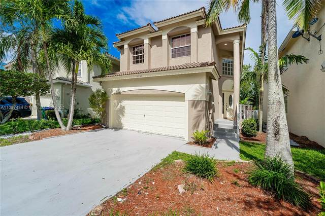 10261 NW 7th St, Coral Springs, FL 33071 (MLS #A11097434) :: Re/Max PowerPro Realty