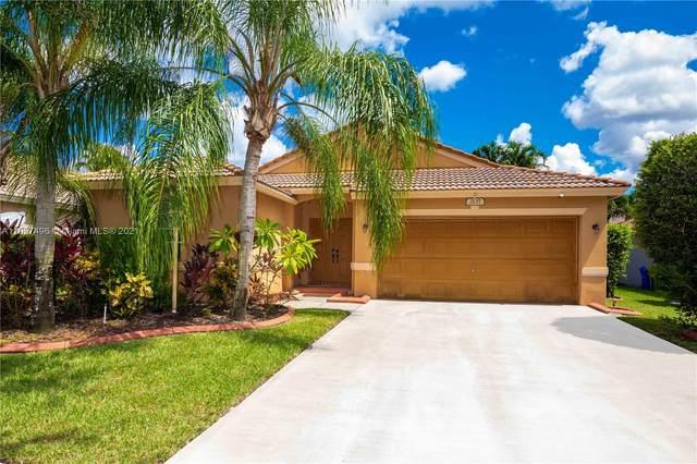 2137 NW 142nd Way, Pembroke Pines, FL 33028 (MLS #A11097496) :: Re/Max PowerPro Realty