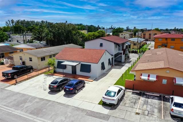 50 W 28th St, Hialeah, FL 33010 (MLS #A11097663) :: Green Realty Properties