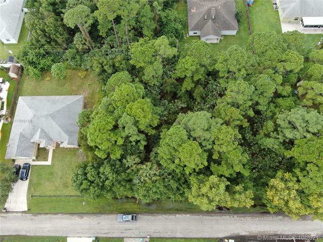 2162 SW Leafy Rd, Port Saint Lucie, FL 34953 (MLS #A11098166) :: Castelli Real Estate Services