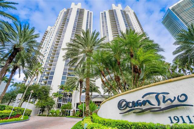 19111 Collins Ave #2906, Sunny Isles Beach, FL 33160 (MLS #A11098176) :: GK Realty Group LLC