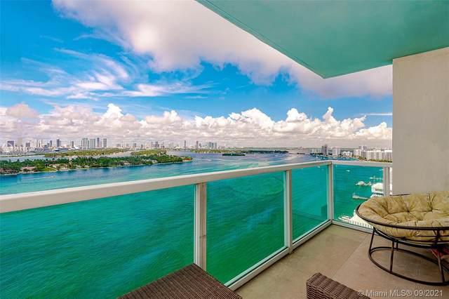 650 West Ave #2303, Miami Beach, FL 33139 (MLS #A11098285) :: Berkshire Hathaway HomeServices EWM Realty