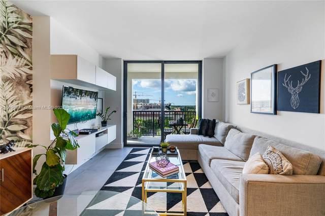 301 Altara Ave #815, Coral Gables, FL 33146 (MLS #A11098549) :: Berkshire Hathaway HomeServices EWM Realty
