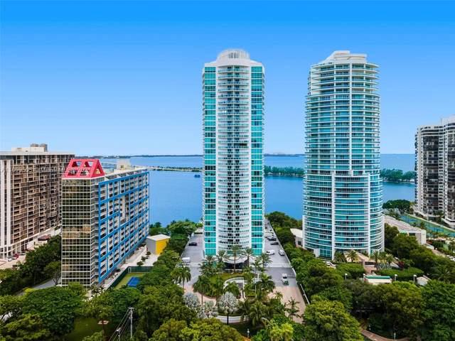 2101 Brickell Ave #610, Miami, FL 33129 (MLS #A11099505) :: The MPH Team