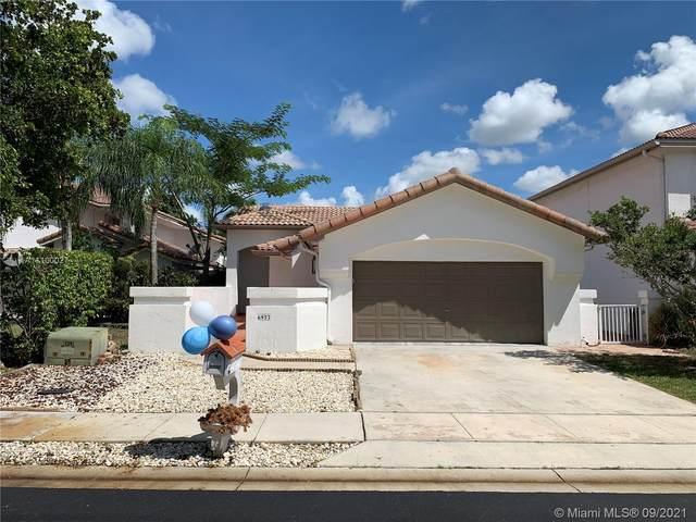 6977 Charlotte Ct, Margate, FL 33063 (#A11100027) :: Posh Properties