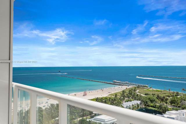 50 S Pointe Dr 1604/05, Miami Beach, FL 33139 (MLS #A11100805) :: Berkshire Hathaway HomeServices EWM Realty