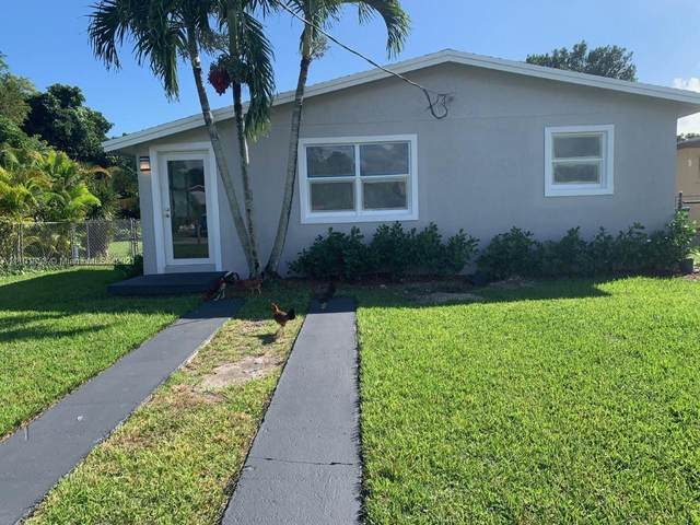 585 SW 6th St, Florida City, FL 33034 (MLS #A11101853) :: The Pearl Realty Group