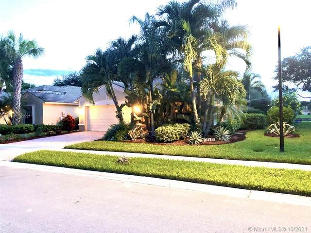 12181 La Vita Way, Boynton Beach, FL 33437 (MLS #A11102921) :: The Pearl Realty Group