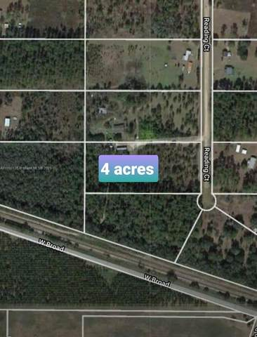 Vacant Reading Court, Other City - In The State Of Florida, FL 32059 (MLS #A11103135) :: Castelli Real Estate Services