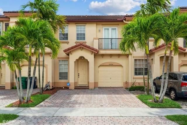 12720 SW 133rd St #12720, Miami, FL 33186 (MLS #A11104560) :: Equity Advisor Team