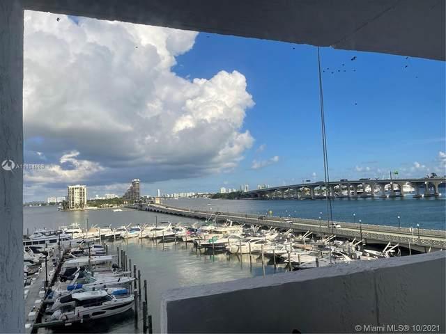 555 NE 15th St #512, Miami, FL 33132 (MLS #A11104989) :: The MPH Team