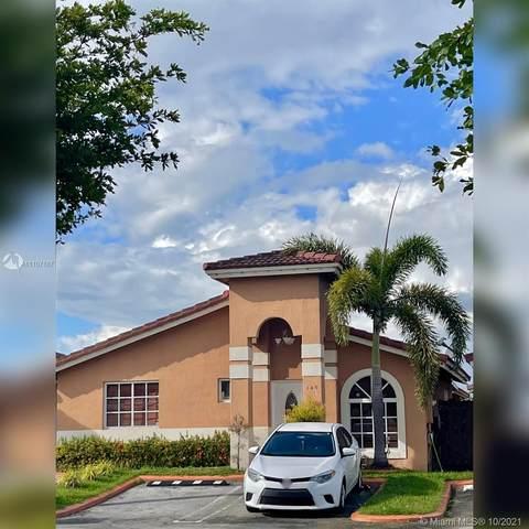 7001 W 35th Ave #140, Hialeah, FL 33018 (MLS #A11107187) :: The Teri Arbogast Team at Keller Williams Partners SW