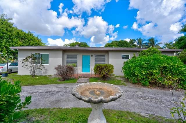2931 NW 135th St, Opa-Locka, FL 33054 (MLS #A11108504) :: Green Realty Properties