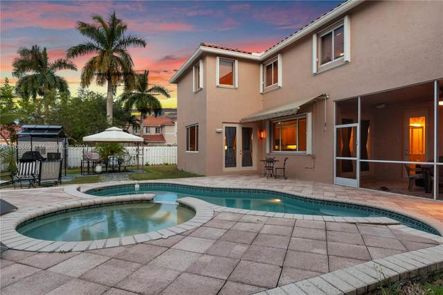 14501 SW 39th St, Miramar, FL 33027 (MLS #A11108669) :: ONE | Sotheby's International Realty