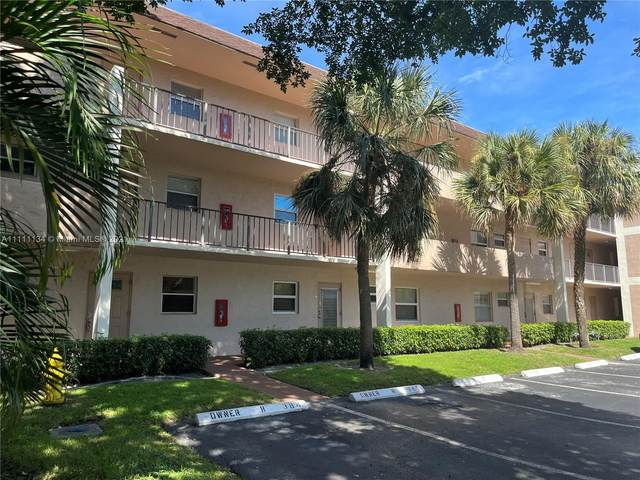 8370 Sands Point Blvd H307, Tamarac, FL 33321 (MLS #A11111134) :: Patty Accorto Team