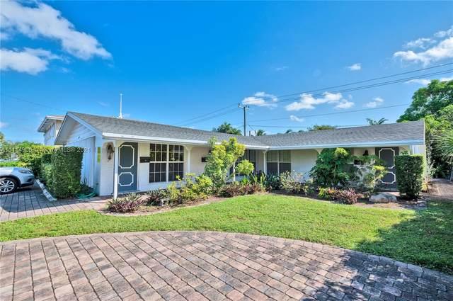 2160 NE 56th St, Fort Lauderdale, FL 33308 (MLS #A11114906) :: Lana Caron Group