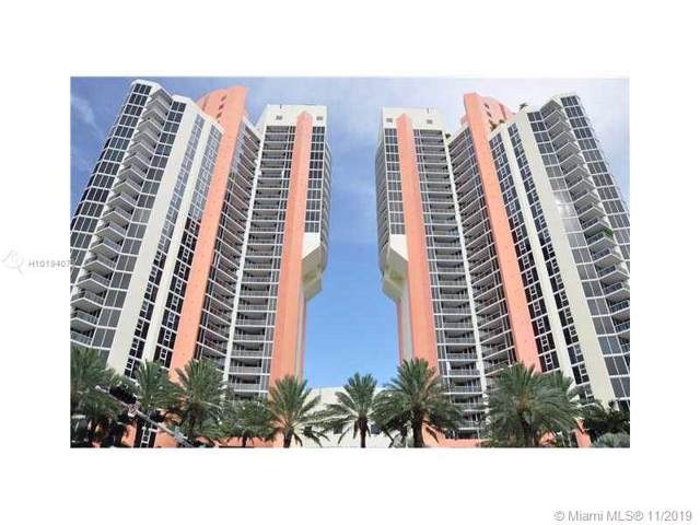 19333 Collins Ave #1809, Sunny Isles Beach, FL 33160 (MLS #H10194079) :: Berkshire Hathaway HomeServices EWM Realty