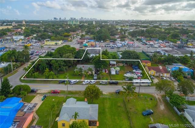 419 NW 79th St, Miami, FL 33150 (#A10006132) :: Posh Properties