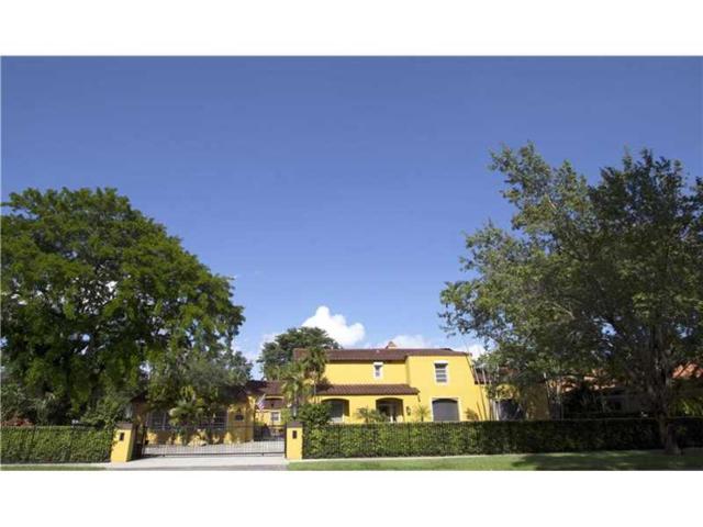 501 Deer Run, Miami Springs, FL 33166 (MLS #A10112530) :: Green Realty Properties