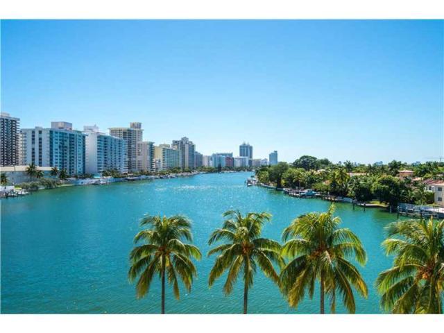 219 Aqua Ter #219, Miami Beach, FL 33141 (MLS #A10179102) :: The Teri Arbogast Team at Keller Williams Partners SW
