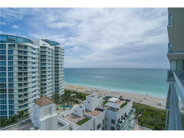 3737 Collins Ave S-1404, Miami Beach, FL 33140 (MLS #A10201310) :: The Teri Arbogast Team at Keller Williams Partners SW