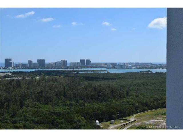 14951 Royal Oaks Ln #2507, North Miami, FL 33181 (MLS #A10230469) :: Green Realty Properties