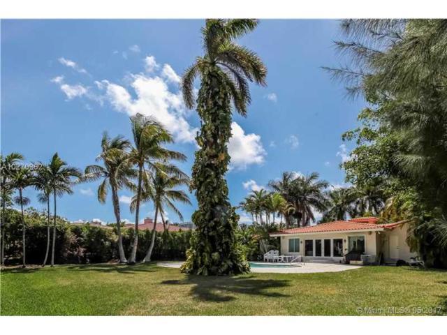 547 Golden Beach Dr, Golden Beach, FL 33160 (MLS #A10270962) :: Green Realty Properties