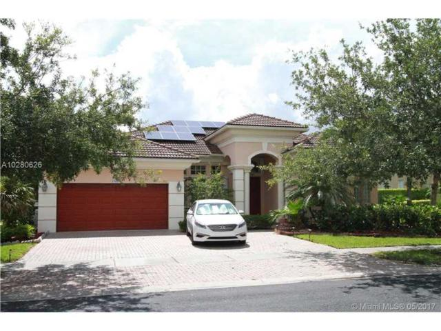 3501 SW 195th Ave, Miramar, FL 33029 (MLS #A10280626) :: Christopher Tello PA