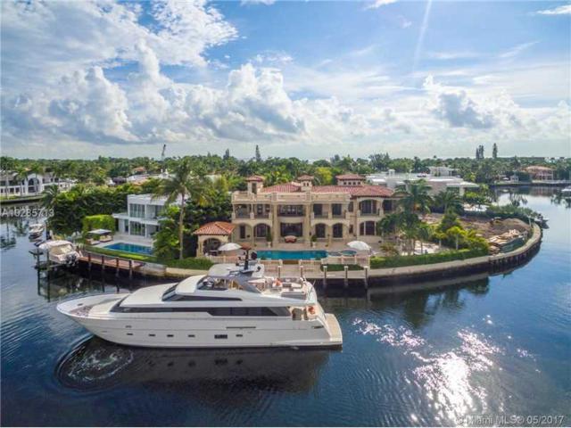 498 North Parkway, Golden Beach, FL 33160 (MLS #A10285713) :: Green Realty Properties