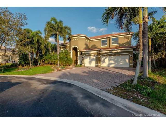 12508 SW 21st St, Miramar, FL 33027 (MLS #A10285743) :: Christopher Tello PA