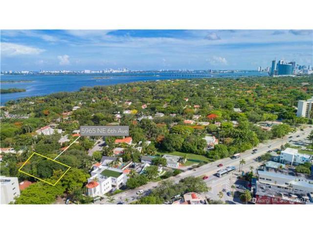 5965 NE 6th Avenue, Miami, FL 33137 (MLS #A10288461) :: Nick Quay Real Estate Group