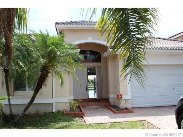 6401 SW 158th Pass, Miami, FL 33193 (MLS #A10292477) :: Christopher Tello PA