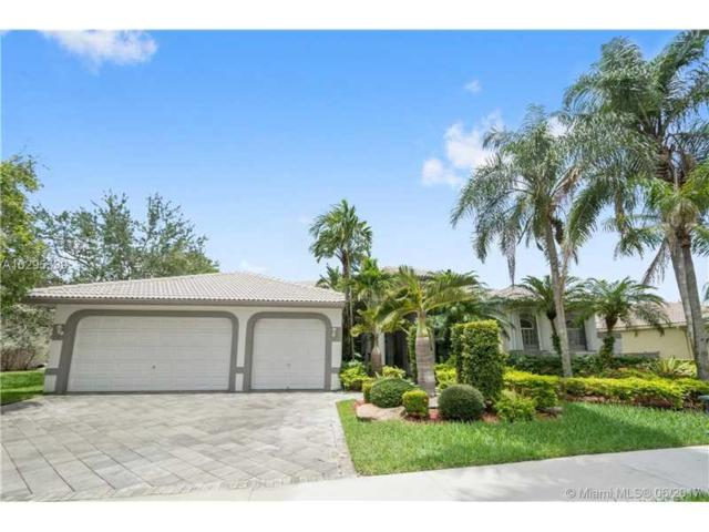 2536 Eagle Run Dr, Weston, FL 33327 (MLS #A10295599) :: The Teri Arbogast Team at Keller Williams Partners SW
