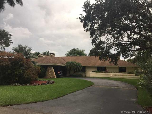 13121 SW 30th Ct, Davie, FL 33330 (MLS #A10295998) :: Green Realty Properties