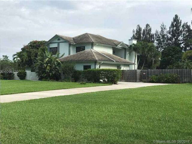 18101 SW 55th St, Southwest Ranches, FL 33331 (MLS #A10296420) :: Christopher Tello PA