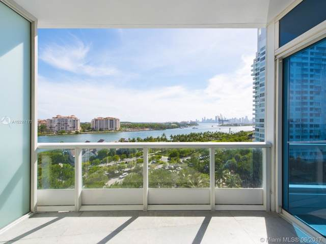 100 S Pointe Dr #902, Miami Beach, FL 33139 (MLS #A10297177) :: Berkshire Hathaway HomeServices EWM Realty