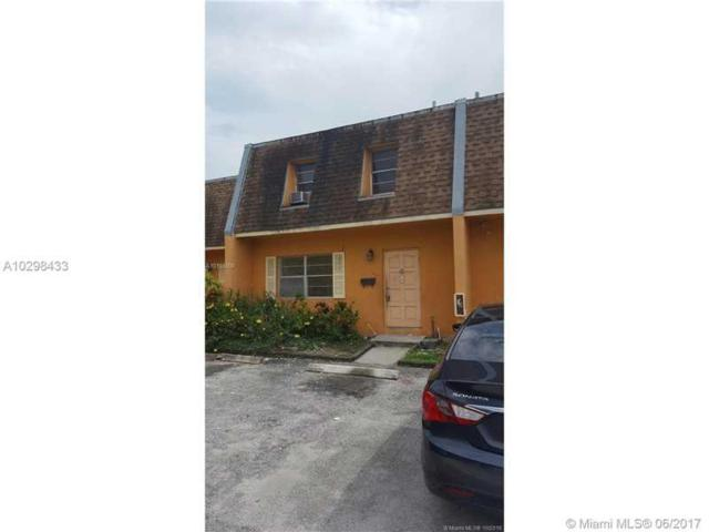 5967 NW 27th Pl #153, Sunrise, FL 33313 (MLS #A10298433) :: Green Realty Properties