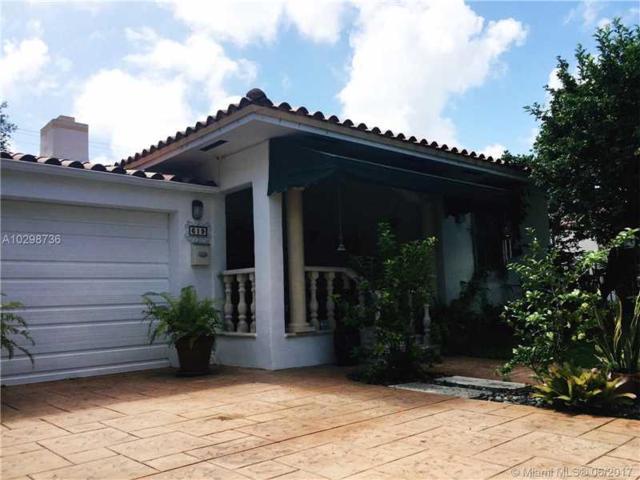 619 SW 39 AV, Coral Gables, FL 33134 (MLS #A10298736) :: Green Realty Properties