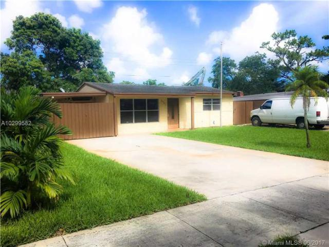 2761 NW 66th Ave, Hollywood, FL 33024 (MLS #A10299582) :: RE/MAX Presidential Real Estate Group