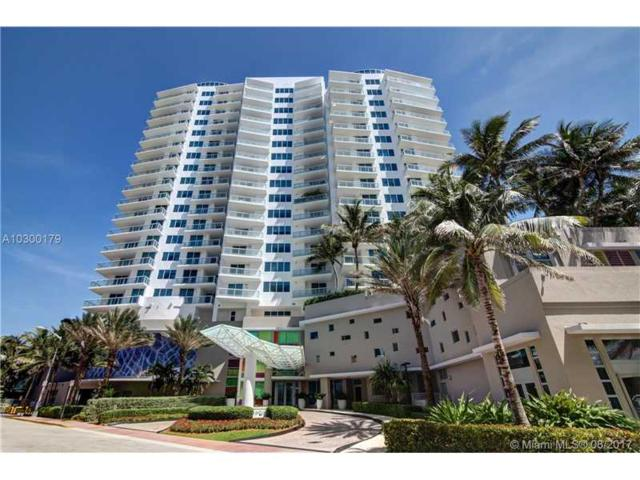 3801 Collins Ave #1404, Miami Beach, FL 33140 (MLS #A10300179) :: Nick Quay Real Estate Group