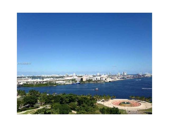 50 Biscayne Bl #1808, Miami, FL 33132 (MLS #A10300617) :: Nick Quay Real Estate Group