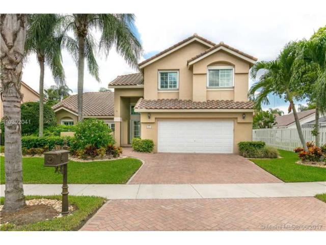 674 Spinnaker, Weston, FL 33326 (MLS #A10302041) :: Christopher Tello PA