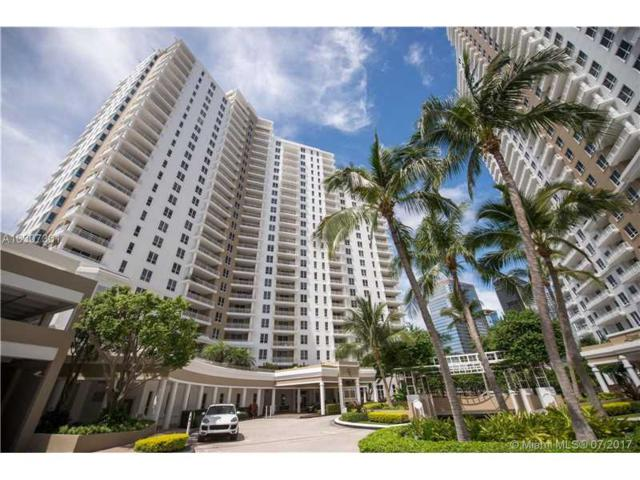 701 Brickell Key Blvd #2302, Miami, FL 33131 (MLS #A10307301) :: The Riley Smith Group