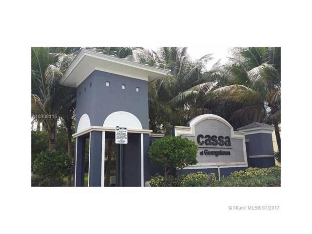 3515 NW 13 #3515, Lauderhill, FL 33311 (MLS #A10308115) :: Stanley Rosen Group