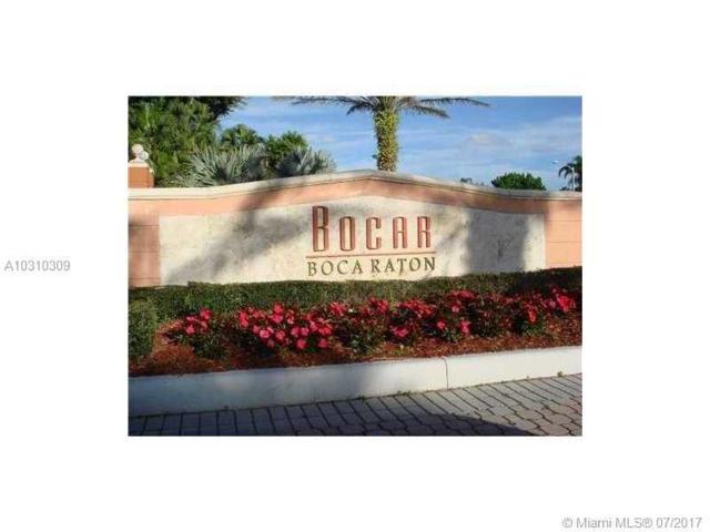 3299 Clint Moore Rd #203, Boca Raton, FL 33496 (MLS #A10310309) :: Green Realty Properties