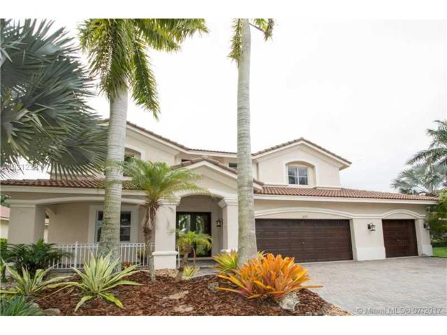 2191 Quail Roost Dr, Weston, FL 33327 (MLS #A10312381) :: Green Realty Properties
