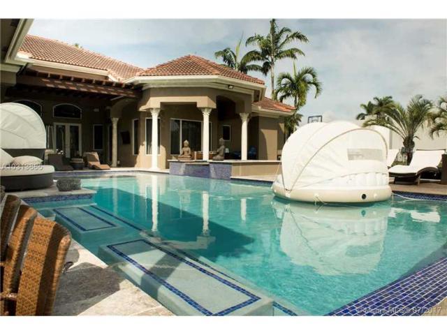 3615 Park Ct, Weston, FL 33332 (MLS #A10313885) :: Green Realty Properties