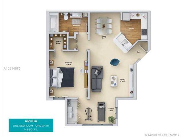 417 Vista Isles Dr #2313, Sunrise, FL 33325 (MLS #A10314675) :: Green Realty Properties