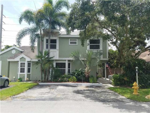 1121 SW 111th Way, Davie, FL 33324 (MLS #A10314748) :: Green Realty Properties