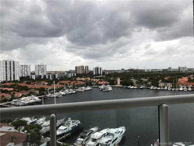 21055 Yacht Club Dr #1408, Aventura, FL 33180 (MLS #A10314805) :: Green Realty Properties